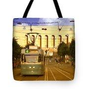 Gothenburg Tram 04 Tote Bag