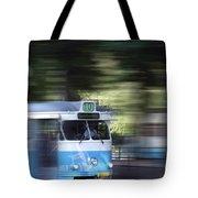 Gothenburg Tram 05 Tote Bag