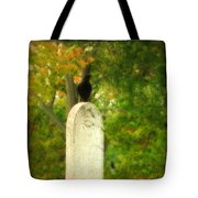 Gothic Autumn Tote Bag