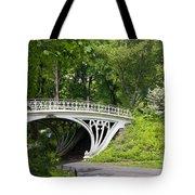 Gothic Bridge In Central Park Tote Bag