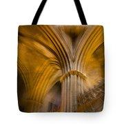 Gothic Impression Tote Bag