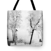 Gothic Lullaby Tote Bag