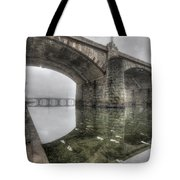 Gothic Morning Tote Bag