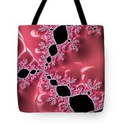 Gothic Pink Tote Bag