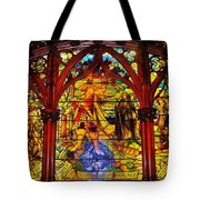 Gothic Room Tote Bag