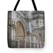 Gothic Splendor Of Spain Tote Bag