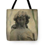 Gothic Stone Tote Bag