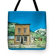 Gothic Town Hall  Tote Bag