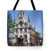 Gouda City Hall Tote Bag