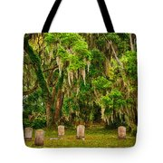 Gould's Cemetery Tote Bag