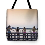 Goulds Creek Girls Tote Bag