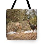 Gould's Wild Turkey Vii Tote Bag
