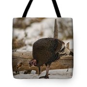 Gould's Wild Turkey Xi Tote Bag