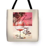 Gourmet Cover Illustration Of A Baccarat Balloon Tote Bag