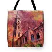 Government College Lahore Tote Bag