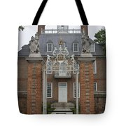 Governors Palace Tote Bag