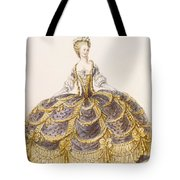 Gown Suitable For Presentation Tote Bag