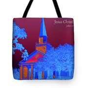 Grace And Truth Tote Bag