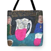 Grace Before Meals Tote Bag