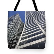 Grace Building Nyc Tote Bag