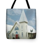 Grace Church Tote Bag
