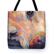 Grace Tote Bag by Kimberly Santini