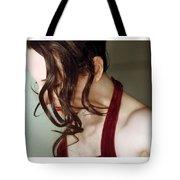 Grace - Self Portrait Tote Bag