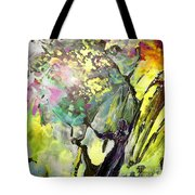 Grace Under Pressure Tote Bag