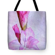 Grace With Textures Tote Bag