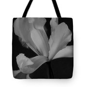 Graceful In Monochrome  Tote Bag
