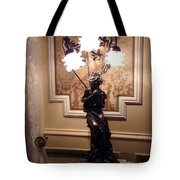 Graceful Lamp Tote Bag