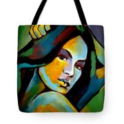 Gracefulness Tote Bag