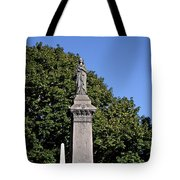Graceland - Victorian Cemetery Chicago Tote Bag