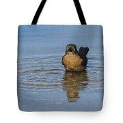 Grackle Bathing Tote Bag
