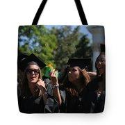 Graduation Uva Tote Bag