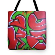 Graff Love Tote Bag