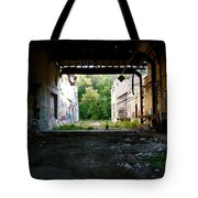 Graffiti Alley 1 Tote Bag
