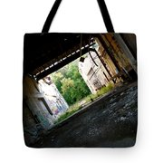 Graffiti Alley 2 Tote Bag