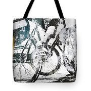 Graffiti Bikes Tote Bag