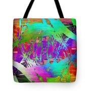 Graffiti Cubed 2 Tote Bag