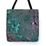 Graffiti Mix Tote Bag