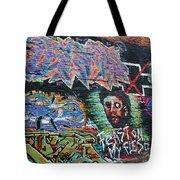 Graffiti Series 01 Tote Bag