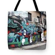 Graffiti Series 02 Tote Bag