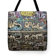 Graffity Reflection Tote Bag
