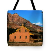 Grafton Utah 1866 Tote Bag