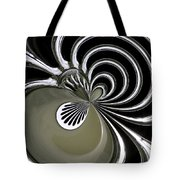 Graham Grille Orb Tote Bag