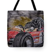 Graham Hill Mr Monaco Tote Bag