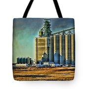 Grain Elevators Tote Bag
