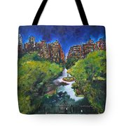 Gramercy Park Tote Bag