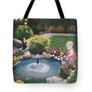 Gramma Nanna S Pond Tote Bag